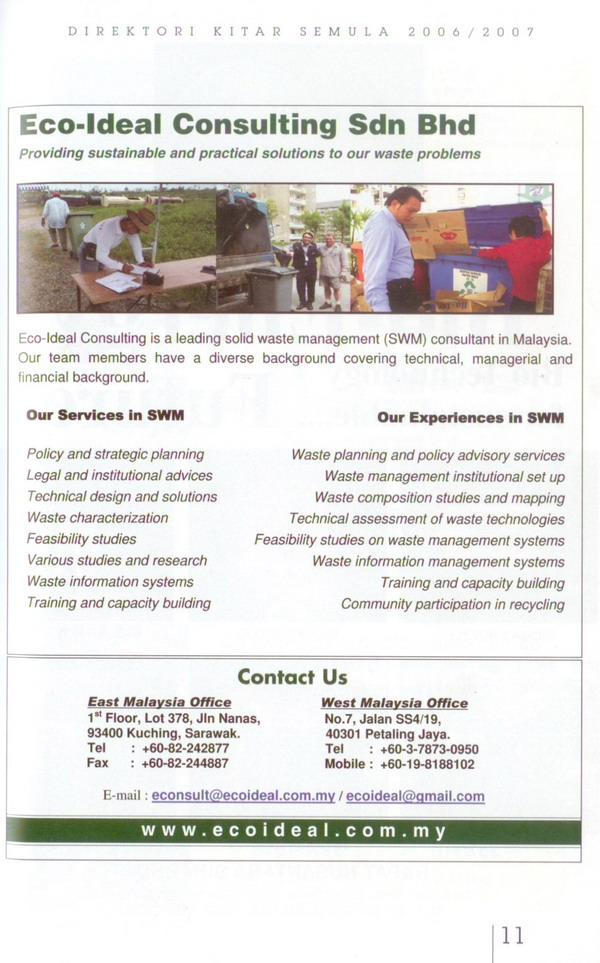ideal consulting services